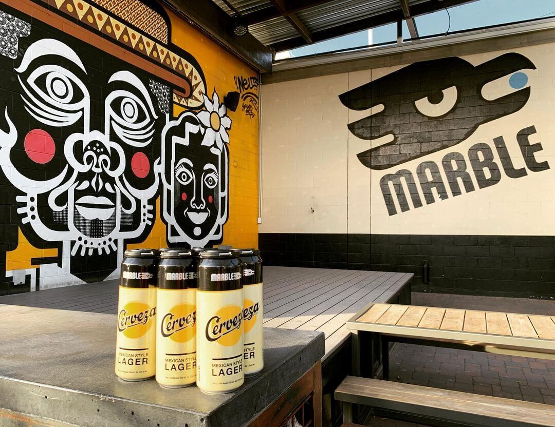 Marble Brewery ABQ New Mexico Craft Breweries