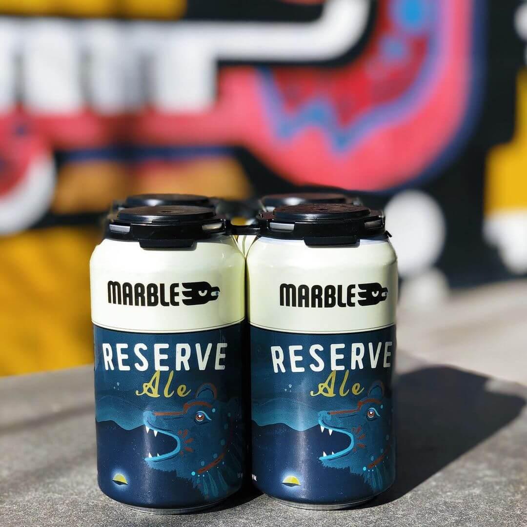 Reserve Ale beer