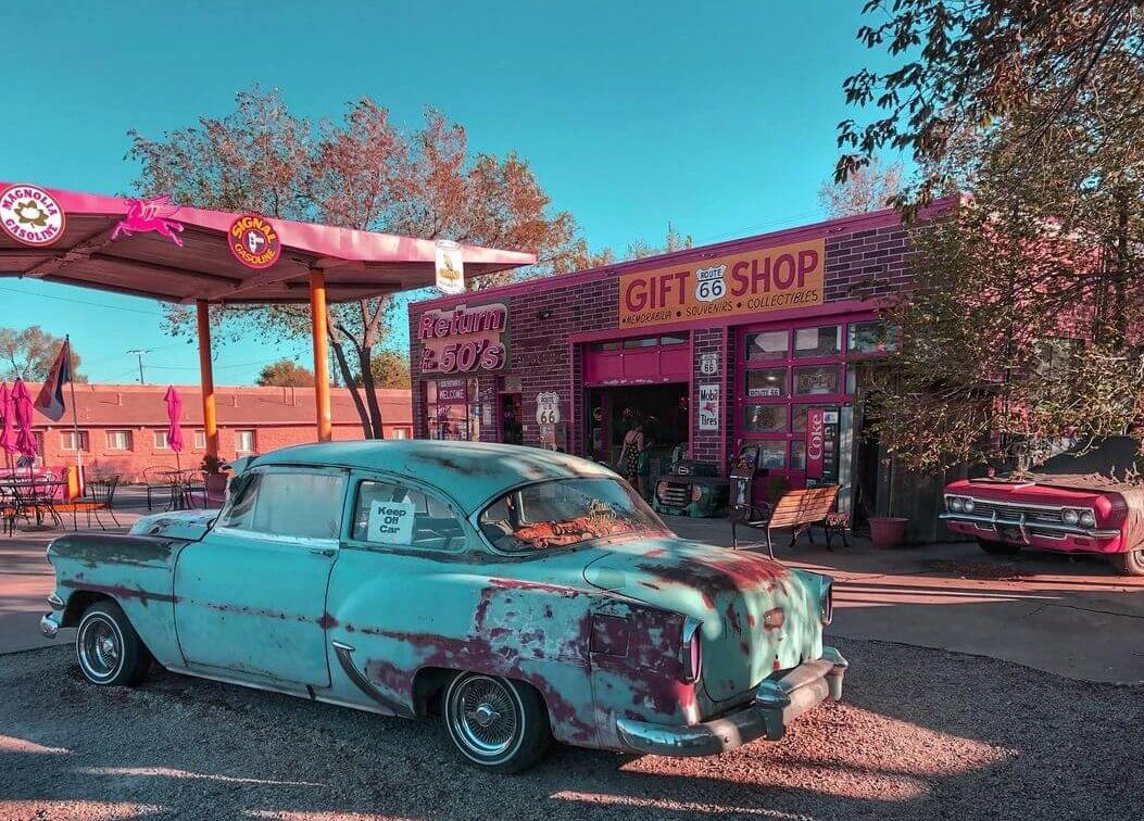 Return to the 50s Gift Shop