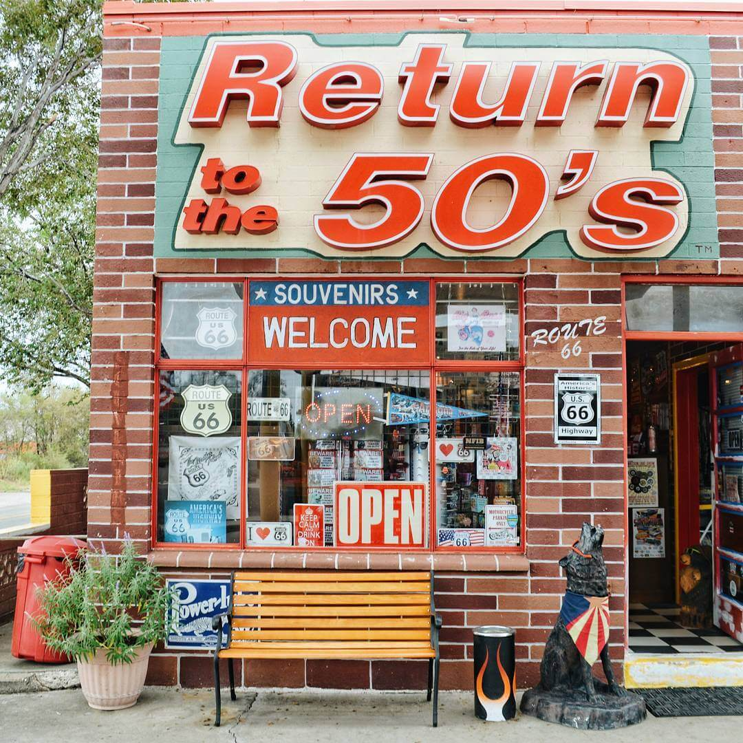 Return to the 50s