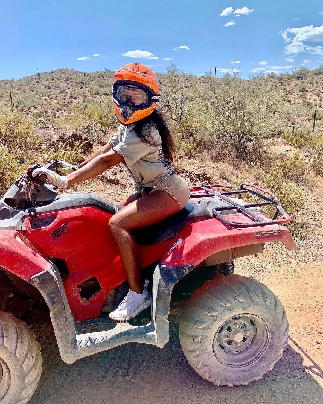Sonoran Adventure atv