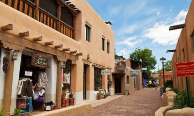 Taos Plaza Tour nm